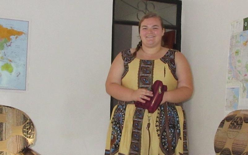 Elizabeth Day accepted at UM for Master's program