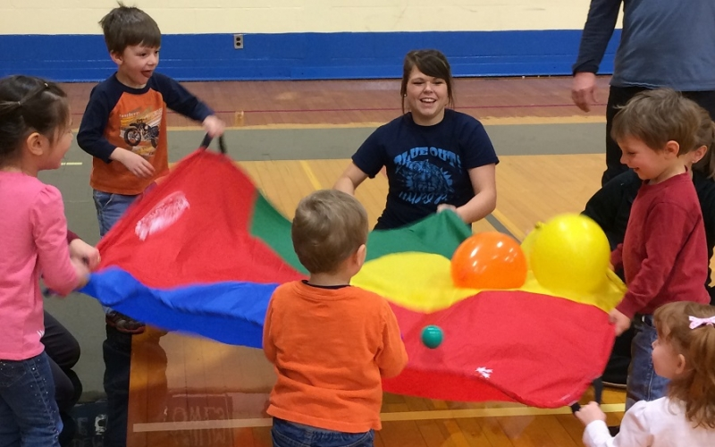 Fit and Fun Day