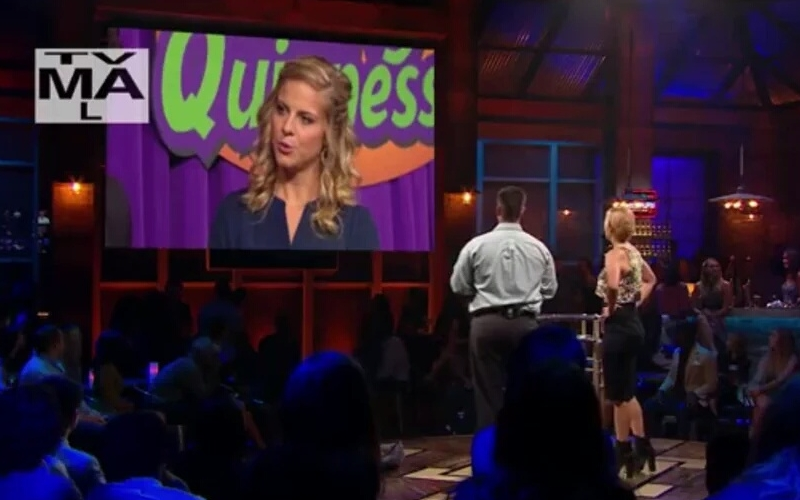 Alum on TBS show