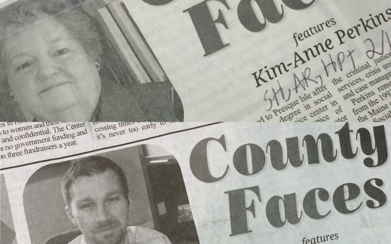 County Faces
