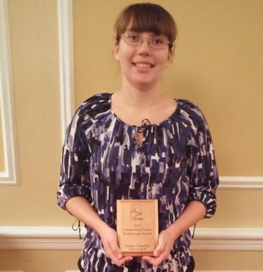 MAHPERD award