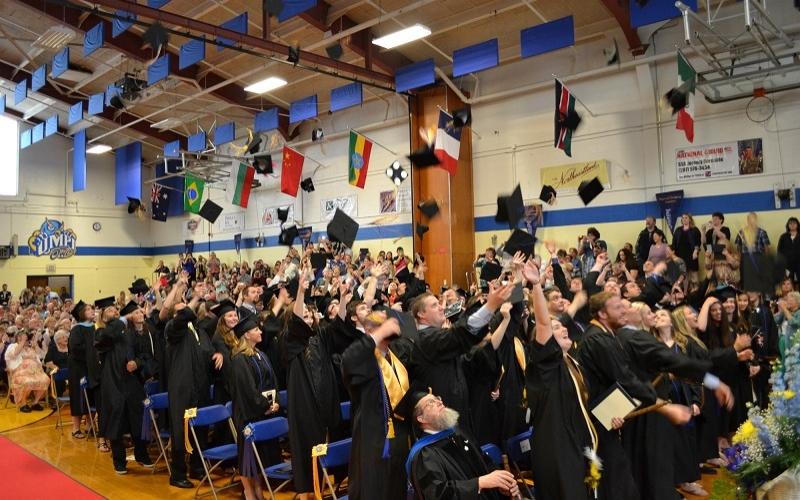 UMPI Graduation