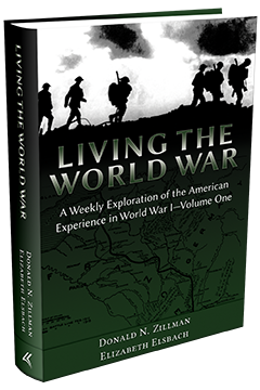 Zillman publishes book on World War I