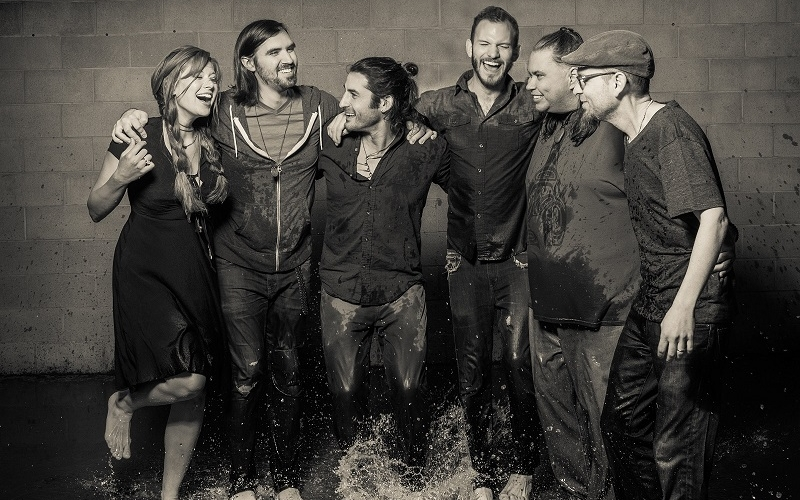 Adam Ezra Group performs Nov. 9