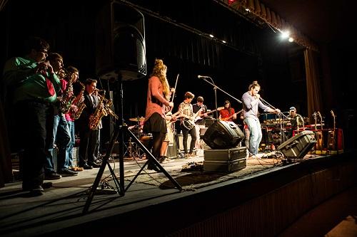 Adam Ezra Group concert a success