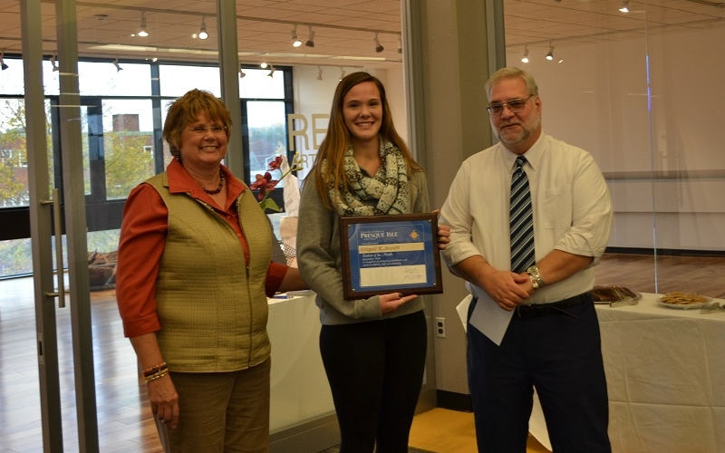 September Student of the Month: Abigail K. Jewett