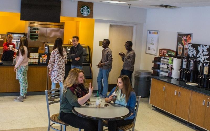 Owl's Nest gets Starbucks