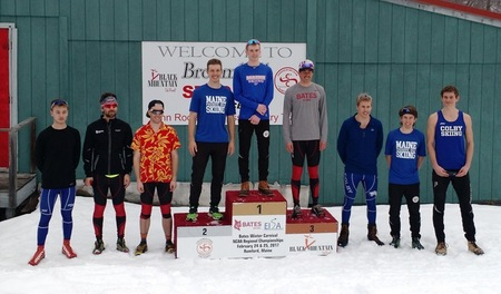 Owls Take Top Spots in Maine Collegiate Championships