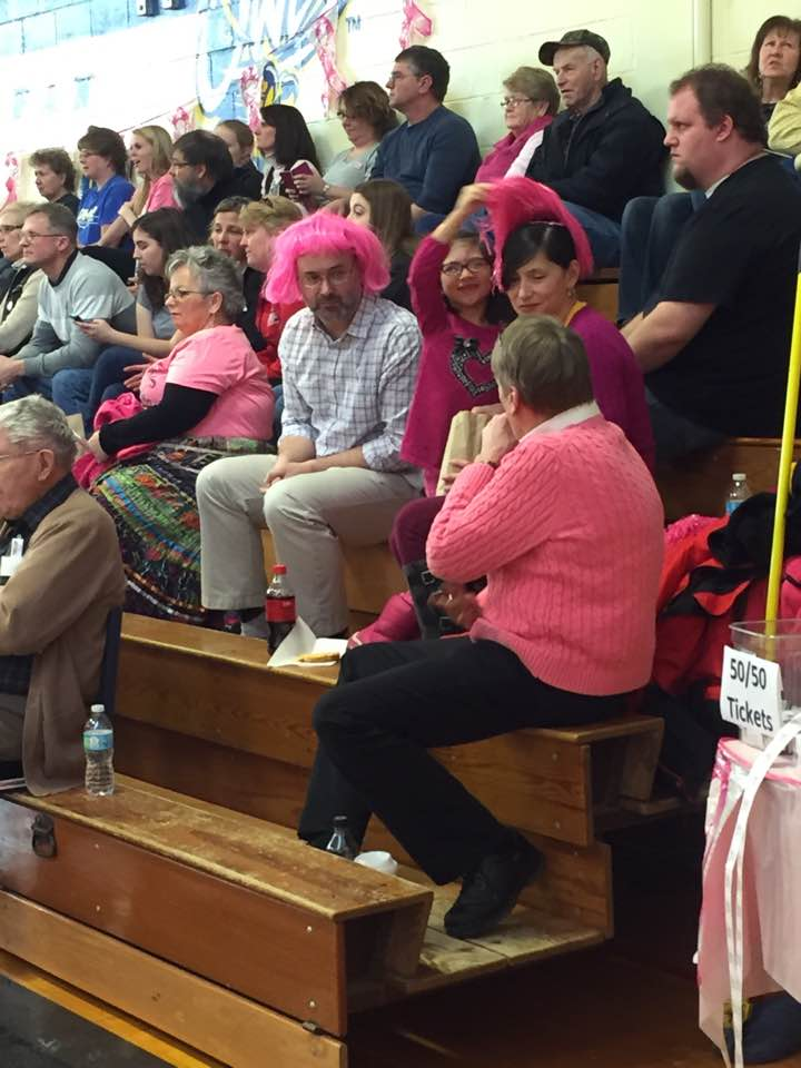 UMPI Owl Relay for Life Team holds two successful events