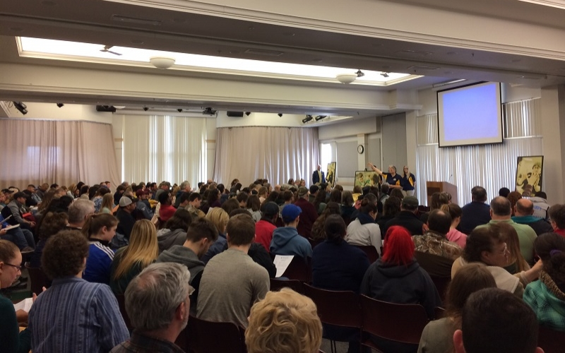 UMPI hosts successful Accepted Students Day