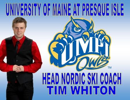 Athletics hires Whiton as Nordic Ski Coach