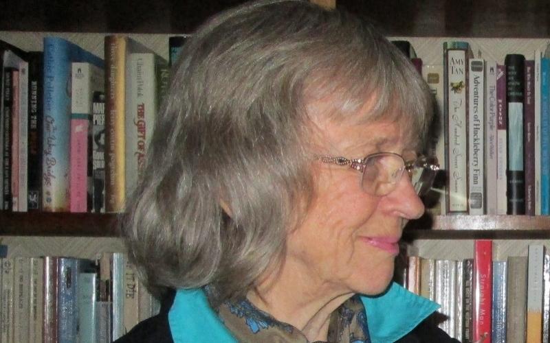Alice Bolstridge reading