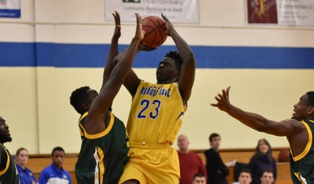Hot shooting propels Owls past Pine Manor