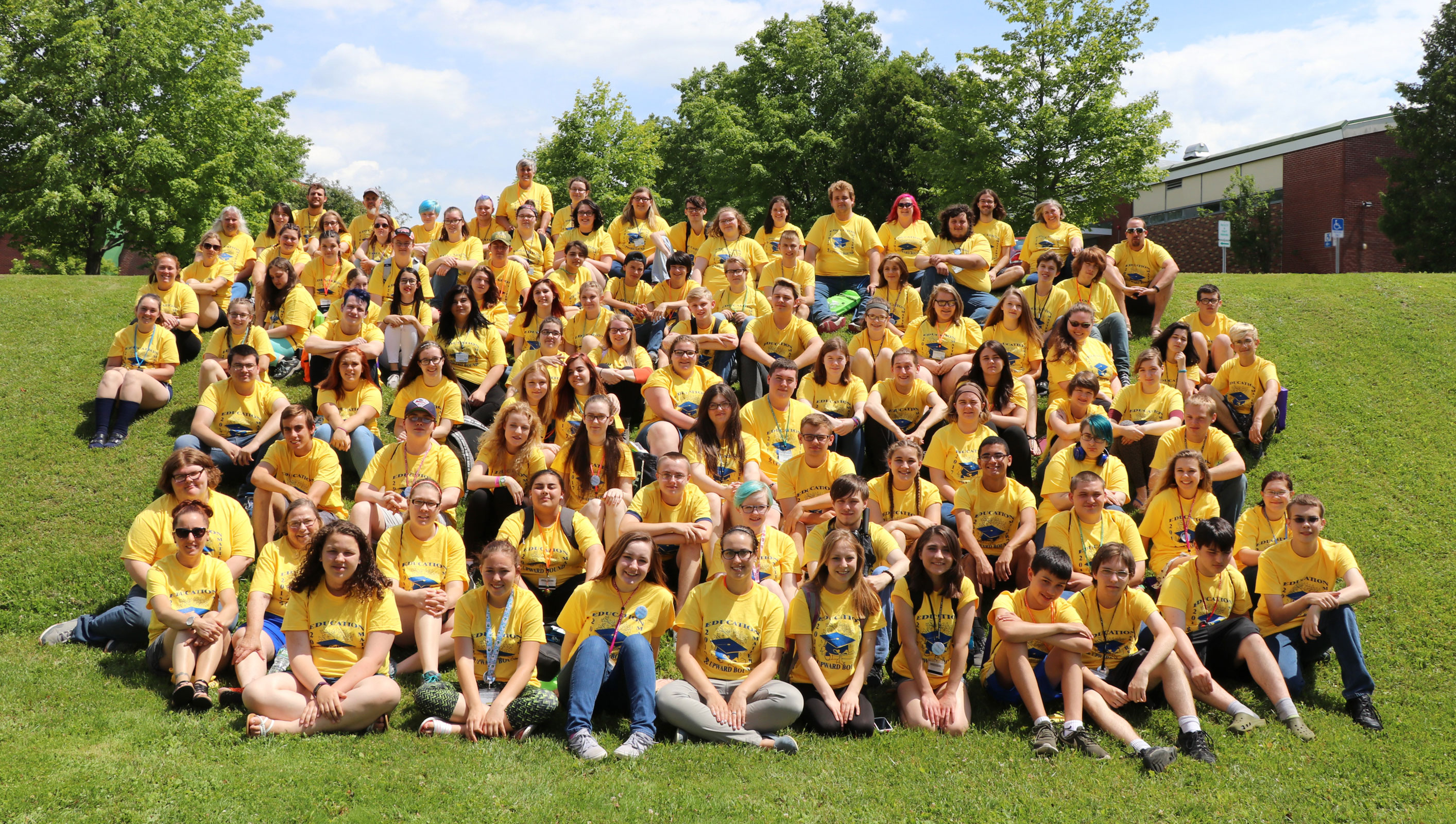 Summer positions available at TRIO Upward Bound