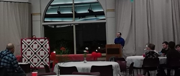 UMPI Red Cross Club hosts 3rd annual Spaghetti Supper and Auction