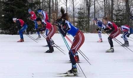 Women's Ski Wins Owls Invitational