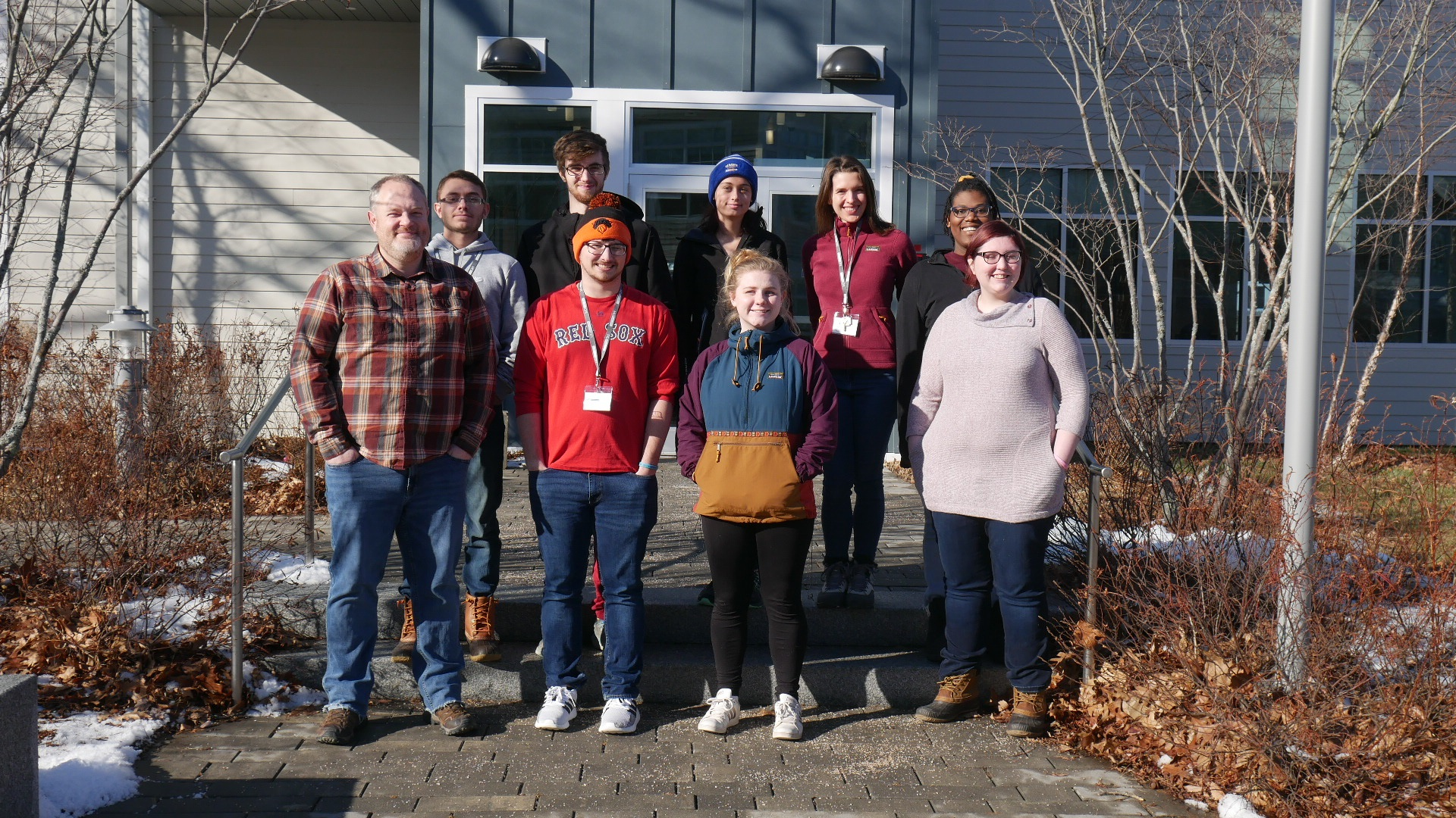 UMPI Biology students attend course at MDI Biological Laboratory