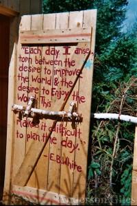 Women\u0027s John Door On The Sky Path--Poem By E.B. White & IT: Saturday \u2013 Press Tour | University of Maine at Presque Isle Pezcame.Com