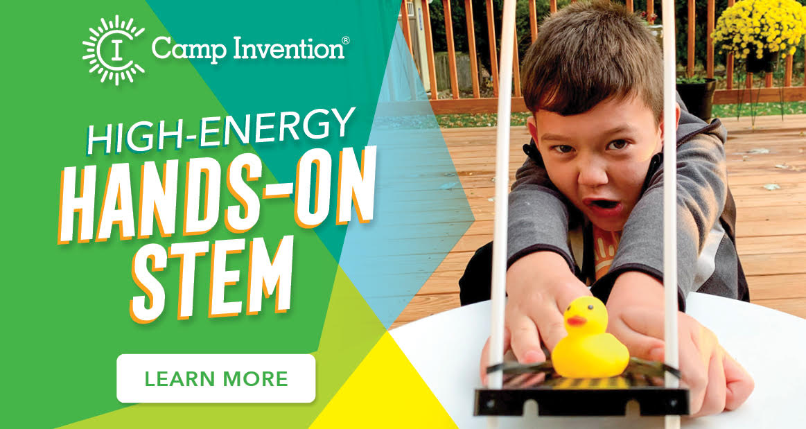 Camp Invention Hands-on STEM Learn More